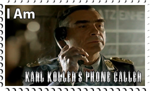 Downfall Stamps: Karl Koller
