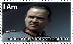 Downfall Stamps: Wilhelm Burgdorf