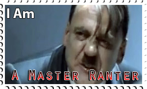 Downfall Stamps: Adolf Hitler by MrAngryDog