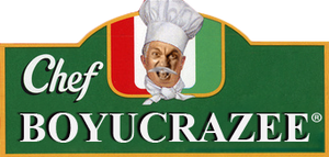 Logo Spoof: Chef Boyardee
