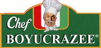 Logo Spoof: Chef Boyardee by MrAngryDog