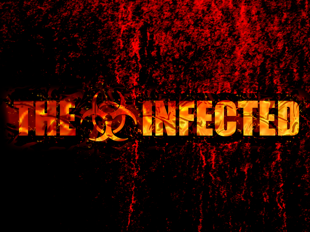 Horror Wallpaper: The Infected by MrAngryDog