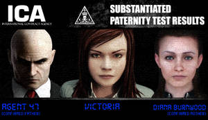 Hitman: Absolution - ICA Paternity Test Results