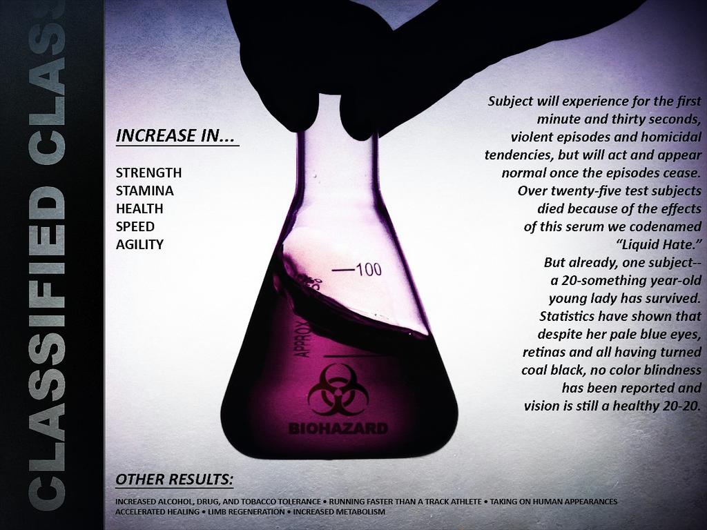 The Summary of Liquid Hate
