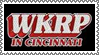WKRP In Cincinnati Stamp by MrAngryDog
