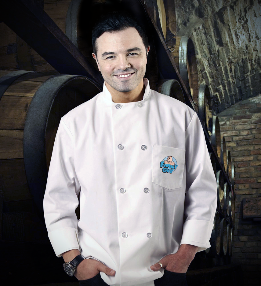 Black Chef Jacket Hell S Kitchen Meaning