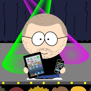 South Park Iphone  Case