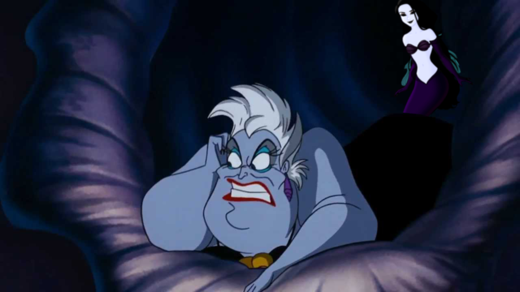 Image result for ursula angry