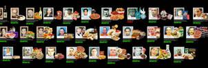 Creepypasta: Famous Last Meals