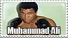 Muhammad Ali Stamp by MrAngryDog