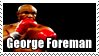 George Foreman Stamp by FearOfTheBlackWolf