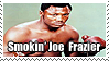 Joe Frazier Stamp by FearOfTheBlackWolf