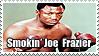 Joe Frazier Stamp by MrAngryDog