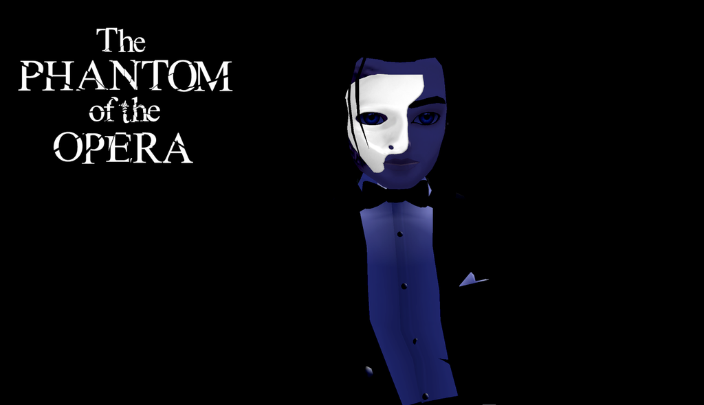 Phantom of the Opera Avatar by MrAngryDog