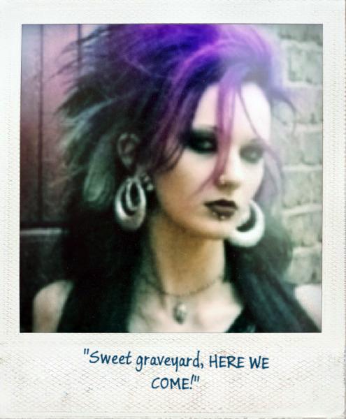 Wendy Wright's Catchphrase by MrAngryDog