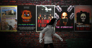 Jeff The Killer Goes To The Movies