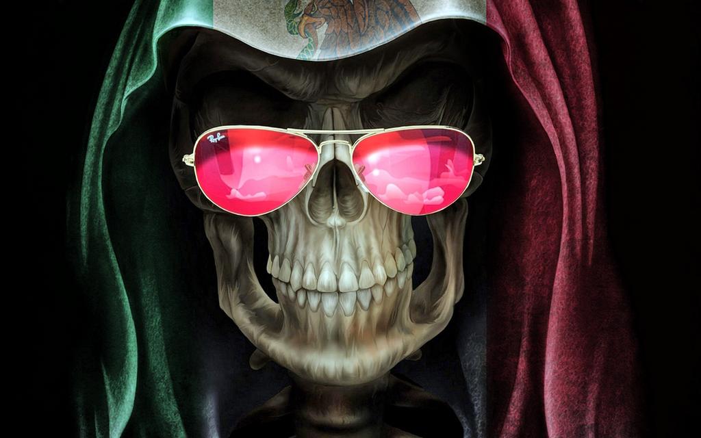 Mexican Grim Reaper by MrAngryDog