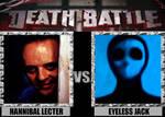 Death Battle: Hannibal Lecter Vs Eyeless Jack