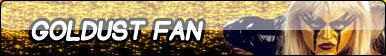 Goldust Fan Button