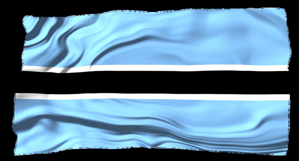 Flags of the World: Botswana by MrAngryDog
