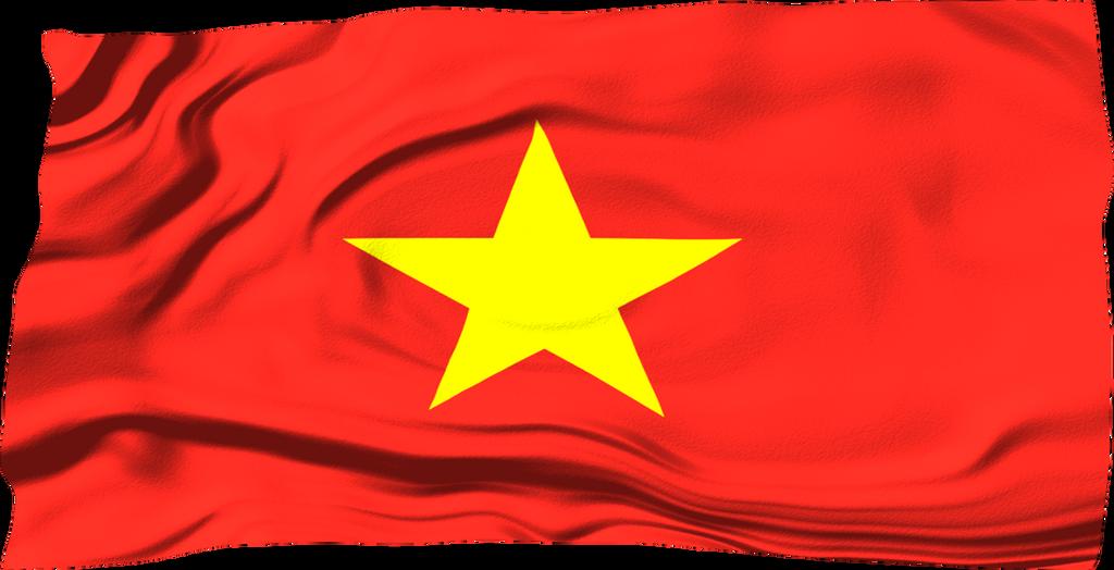 Flags of the World: Vietnam by FearOfTheBlackWolf on ...