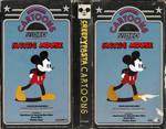 Suicide Mouse VHS Cover