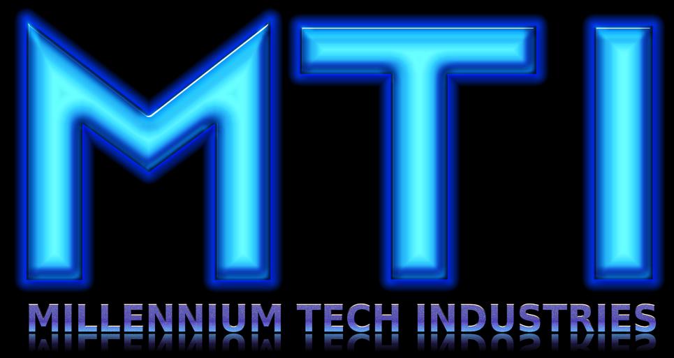MTI Inc. Logo by MrAngryDog