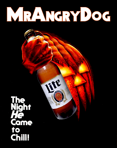 MrAngryDog's Time To Chill (Halloween Movie Spoof) by MrAngryDog