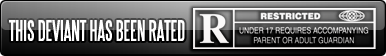 R-Rated Deviant Button