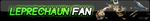 Leprechaun Fan Button by FearOfTheBlackWolf