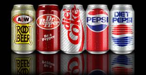 Nostalgic Sodas