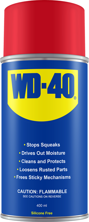 WD-40 Smart Straw multifunctional spray - everything you