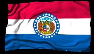 State Flags: Missouri