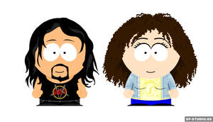 Me and My Sister South Park-Style