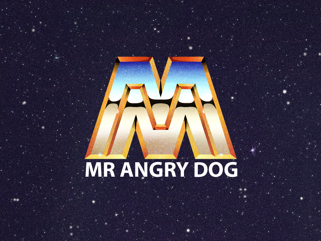 WWE Golden Age-Style Name Logo by MrAngryDog