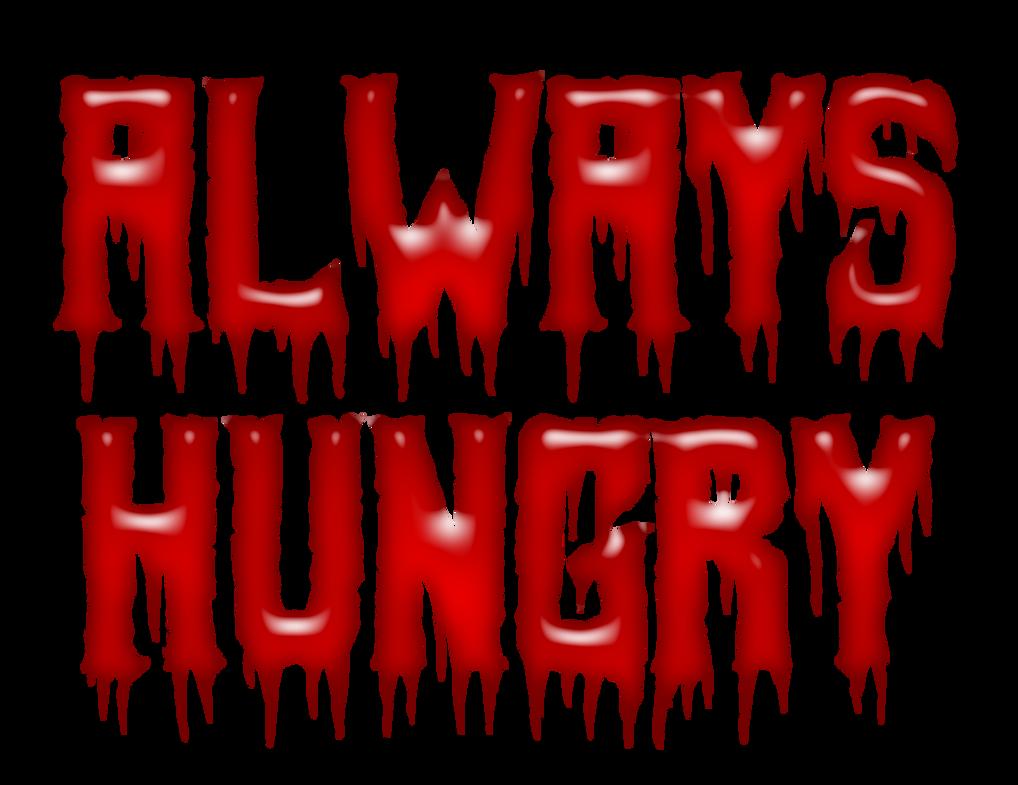 ''Always Hungry'' Wolf Pack Logo by FearOfTheBlackWolf