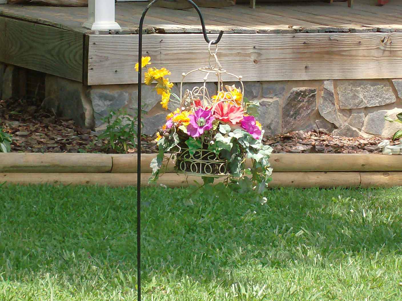 Beautiful Flower Basket by FearOfTheBlackWolf