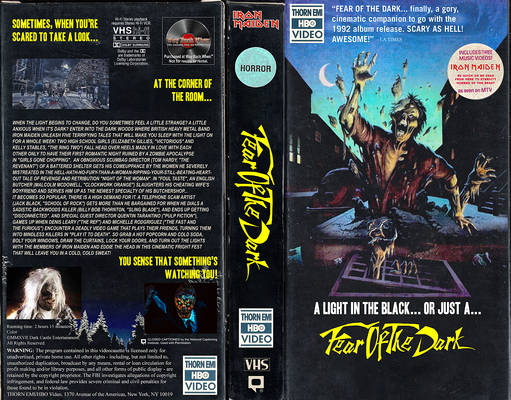 ''Fear of the Dark'' VHS Scan