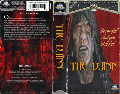 ''The Djinn'' (1943) VHS Scan
