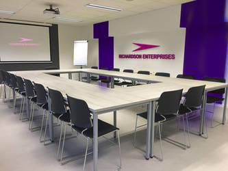 Richardson Enterprises Meeting Room