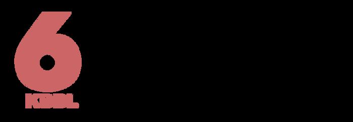 KBBL Channel 6 News Logo (Alternate v1)