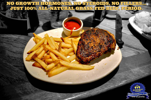 Richardson Foods Steak Ad