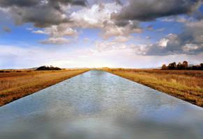 A River Runs Through It? :3