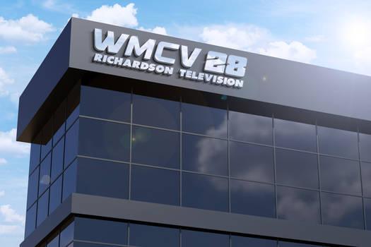 WMCV-TV 28 Building (Exterior)