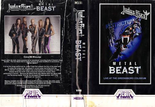 Metal Beast (Remade as Judas Priest Concert Film)