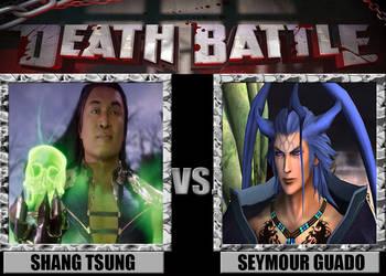 Death Battles: Shang Tsung Vs. Seymour Guado