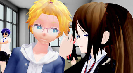 [MMD] I LIE TO MYSELF by apolline555
