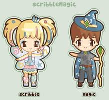scribbleMagic ID