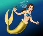 Mermaid Belle