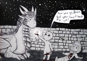 How Dragonheart should have ended